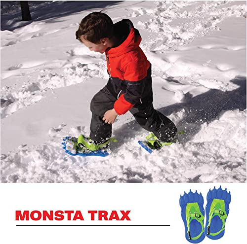 Airhead Monsta Trax Kids Snowshoe for Boys and Girls