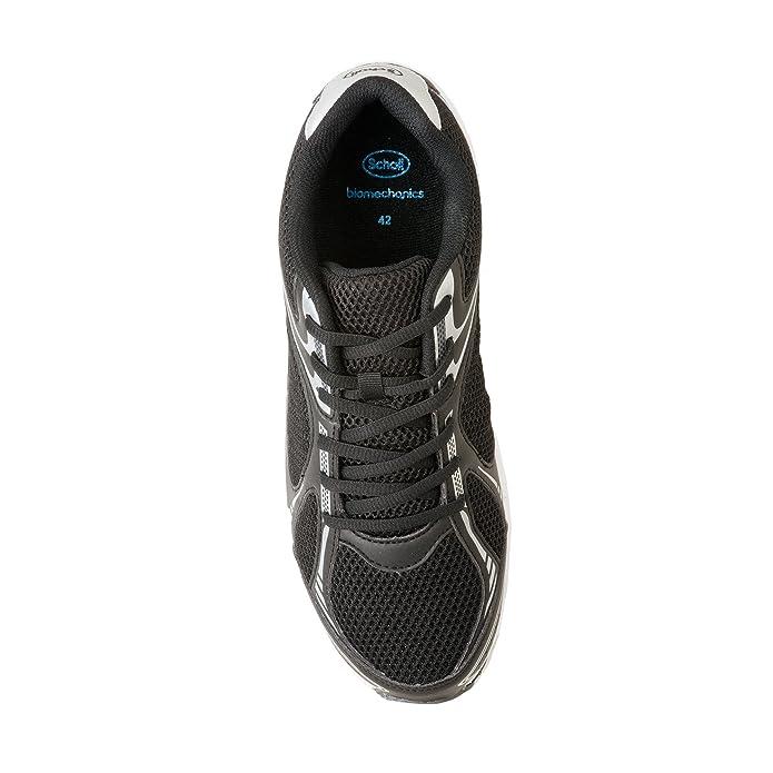 DR SCHOLL New Sprinter BIOMECHANICS Sneaker Nero  Amazon.it  Scarpe e borse 4146c68b5ad