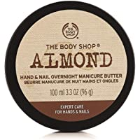 The Body Shop Almond Hand & Nail Butter, 3.3 Oz