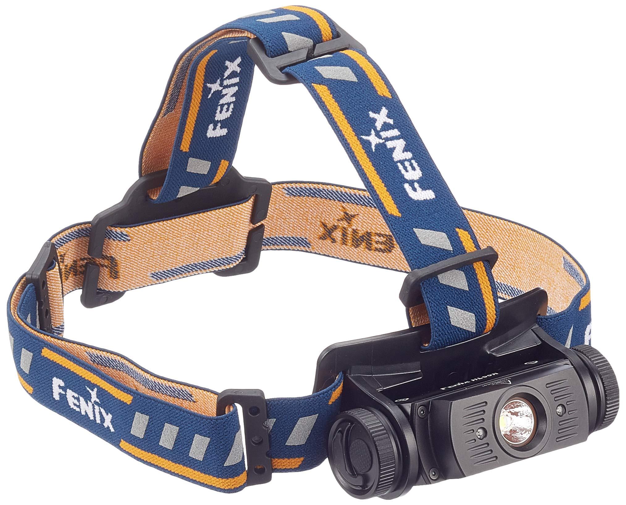Fenix HL60R 950 Lumens Headlamp, Black by Fenix Flashlights