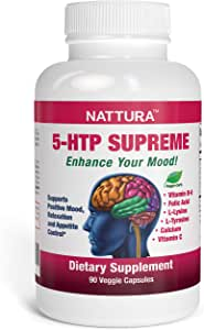 5-HTP SUPREME - For Positive Mood, Relaxation and Appetite ...