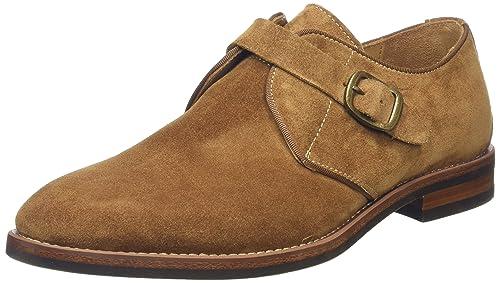 Aldo Okanagan, Mocasines Para Hombre, Naranja (Rust/29), 44 EU: Amazon.es: Zapatos y complementos