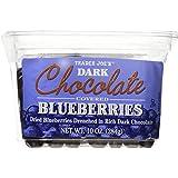 Trader Joe's Dark Chocolate Covered Blueberries - Net Wt. 10 oz