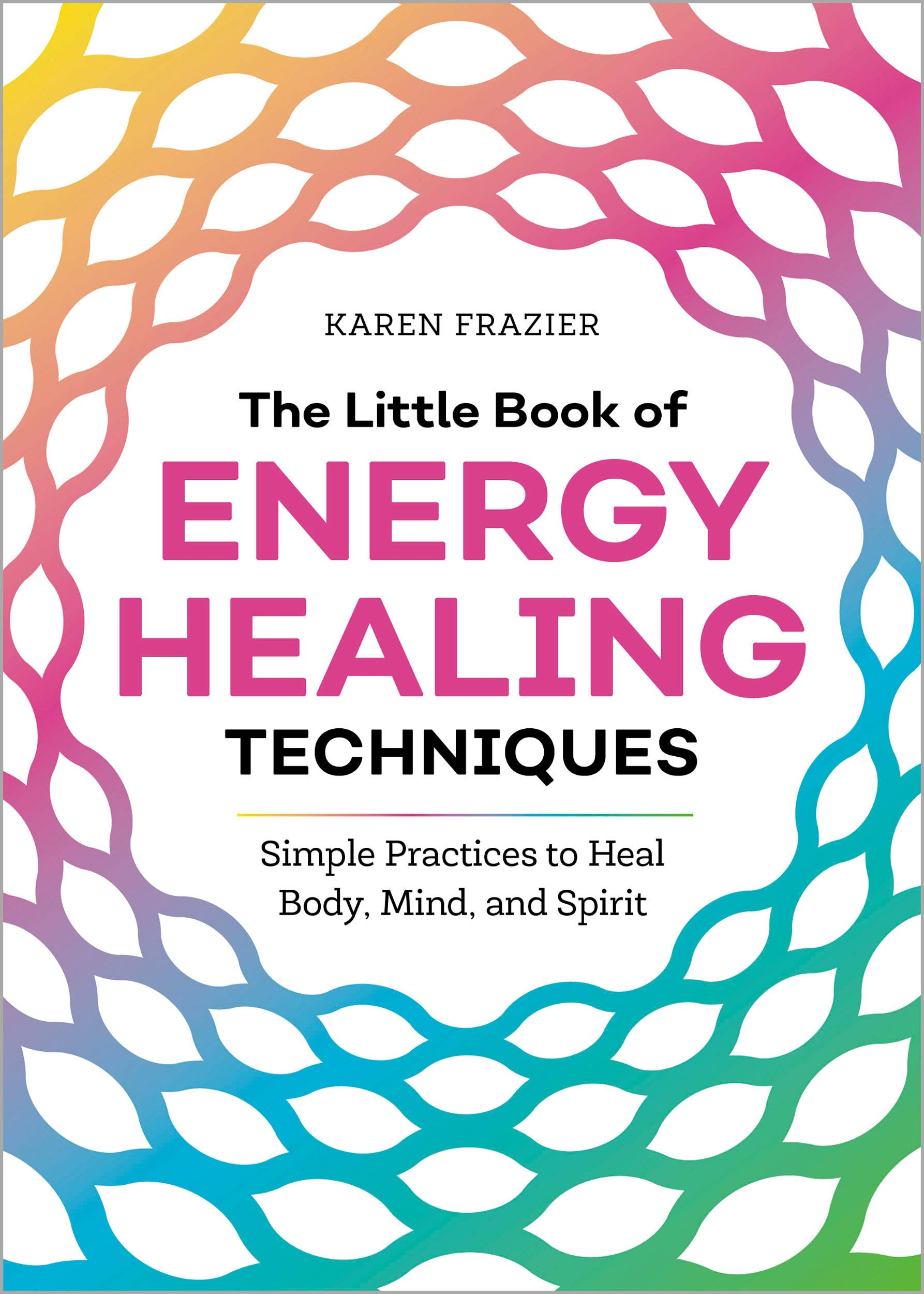 Little Book Energy Healing Techniques product image