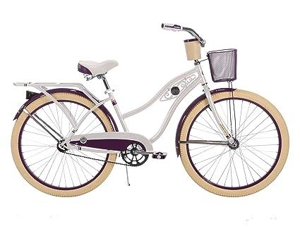 Amazon.com   26-inch Huffy Deluxe Women s Cruiser Bike   Mountain ... 9194090ca