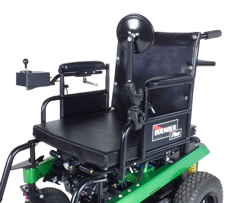 Amazon Heavy Duty Wheelchair Detachable Rear View Mirror