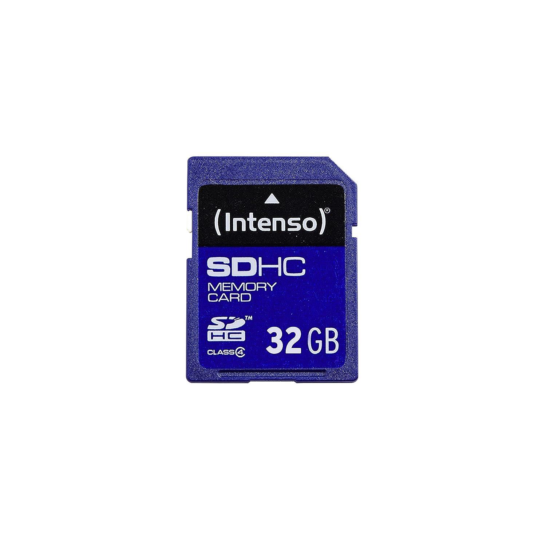 Intenso 3411460 Scheda di Memoria da 8 GB