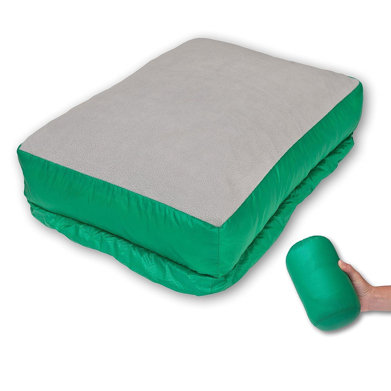 compacta y Extremadamente c/ómoda Camping Senderismo y hamacas Paria Outdoor Products Almohada de Viaje Adaptable a la Mochila Viajes de mochilero Ultraligera