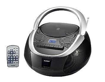 Telefunken TCP 101 - Radio: Amazon.es: Electrónica