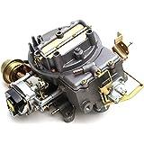 Carburador de dois carburadores 2100 2150 para Ford 289 302 351 Jeep motor com estrangulamento elétrico