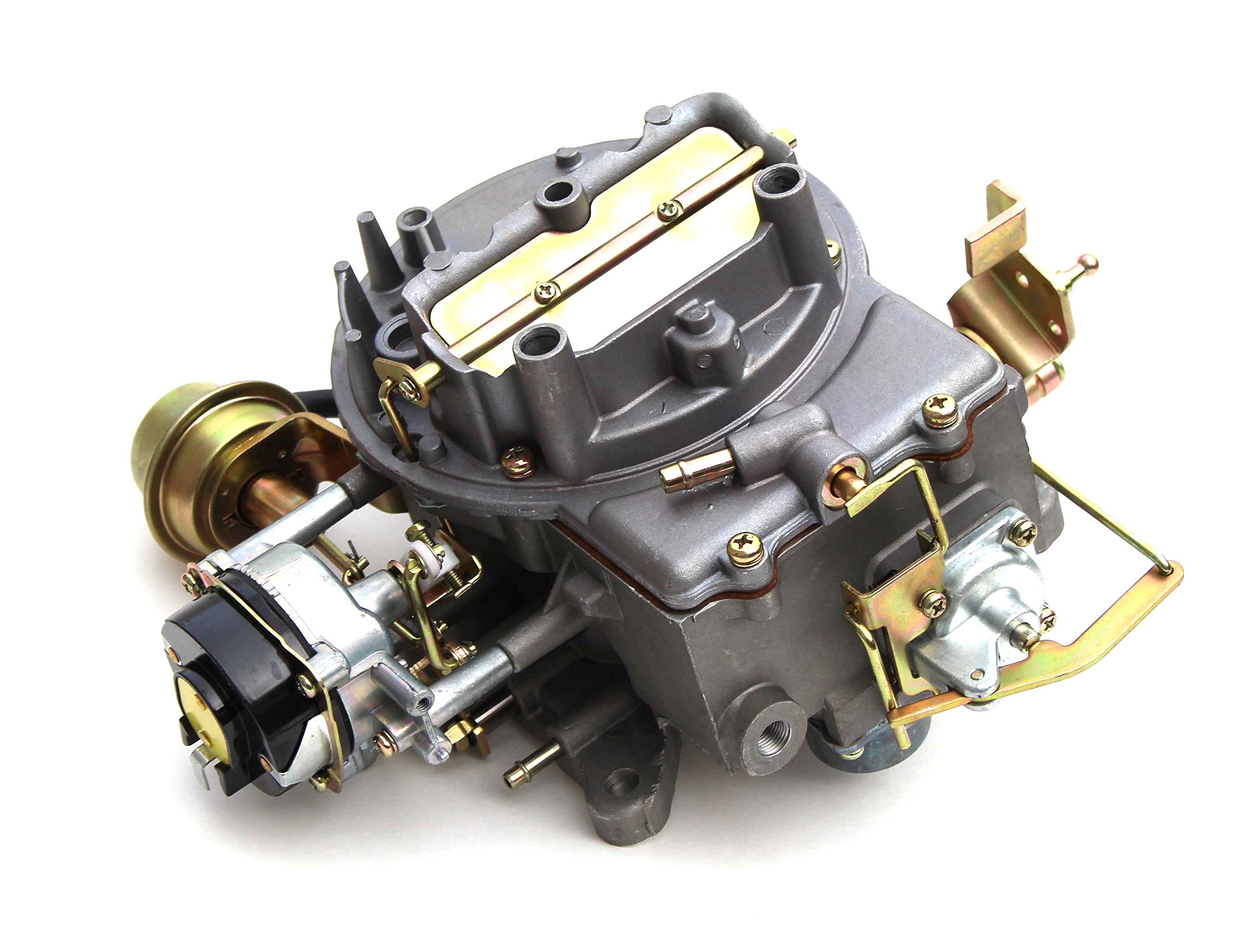 New Carburetor Two 2 Barrel Carburetor Carb 2100 For Ford 289 302 351 Cu Jeep Engine by Auto Parts Prodigy