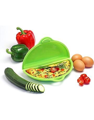 Silicona Tortilla Cocina en verde