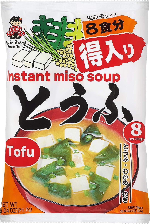 Miyasaka Japanese Miso Soup, Tofu, 6.04 Ounce
