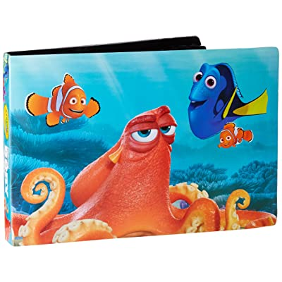 Crayola Disney Pixar Finding Dory Under Sea Creativity Kit, 125+ Pieces Art Gift for Kids 5 & Up, Includes Crayons, Twistables, Washable Pip-Squeak Markers & Finding Nemo Coloring Pages: Toys & Games