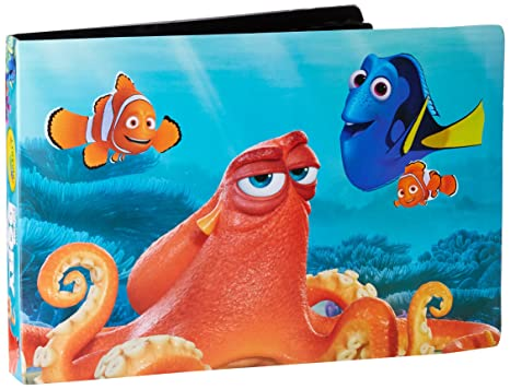 Crayola Disney Pixar Finding Dory Under Sea Creativity Kit, 125+ Pieces Art  Gift for Kids 5 & Up, Includes Crayons, Twistables, Washable Pip-Squeak ...