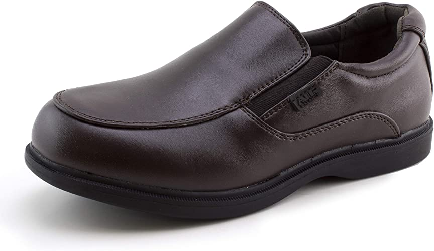 Jodano Collection Boys/' Driving Loafers Sizes 5-8