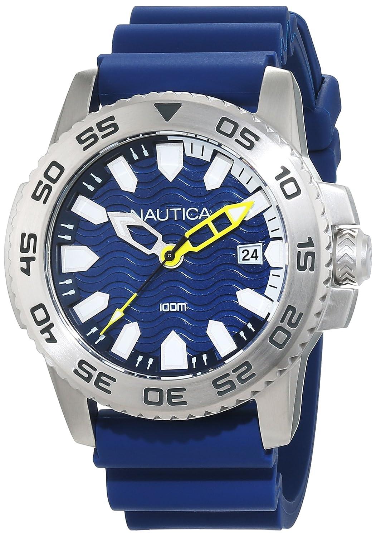 Nautica Herren-Armbanduhr NAI12527G