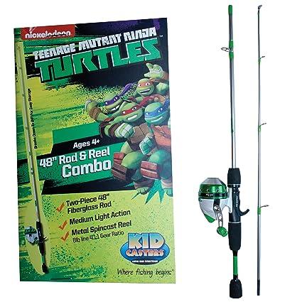 Amazon.com: Kid ruedas niños Teenage Mutant Ninja Turtle 48 ...
