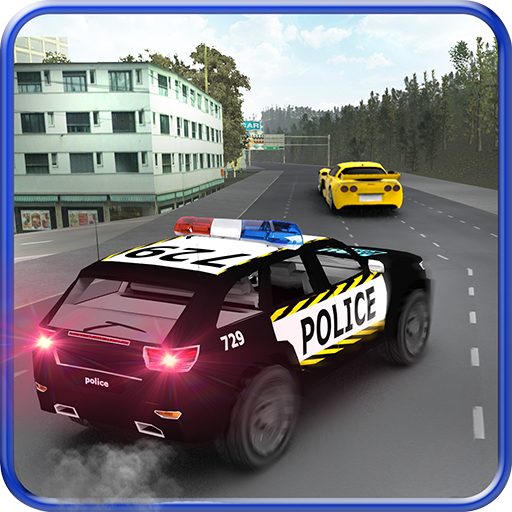 Amazon.com: Police Car Chase : Crime City: Appstore For
