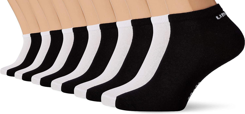Umbro Calcetines de deporte para Hombre (pack de 12)