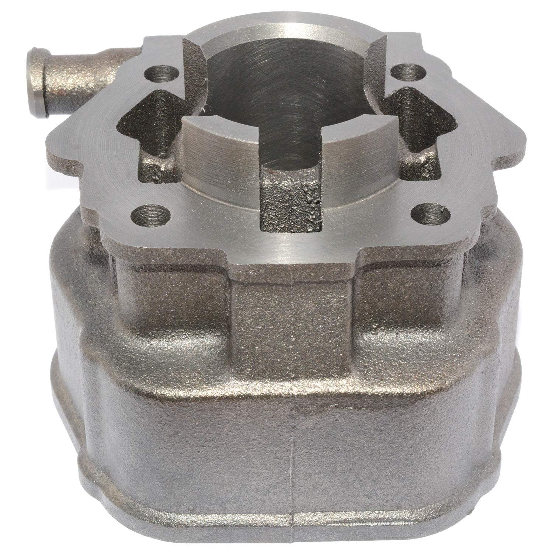 Engines & Engine Parts Motorbikes, Accessories & Parts Easyboost 50cc Cylinder Kit Cast Iron Bi-Segment Piston for Derbi-EURO 2 Before 2004 Original Type EC Approval EBE050 EBS050 for DRD-Senda-SM-R-Bultaco-Gilera