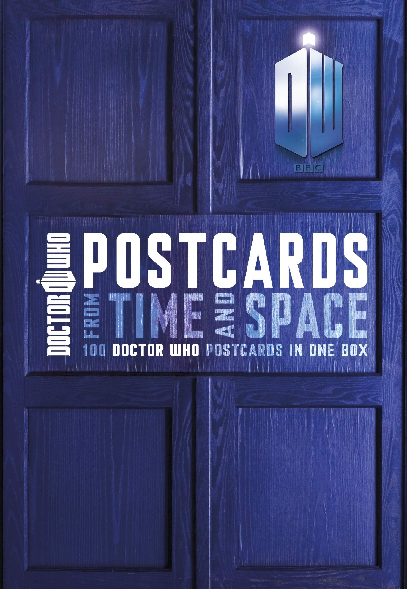 Doctor Who Themed Postcard NEW Platform One