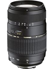 Tamron Auto Focus 70-300mm f/4.0-5.6 Di LD Macro Zoom Lens with Built in Motor for Nikon Digital SLR (Model A17NII)