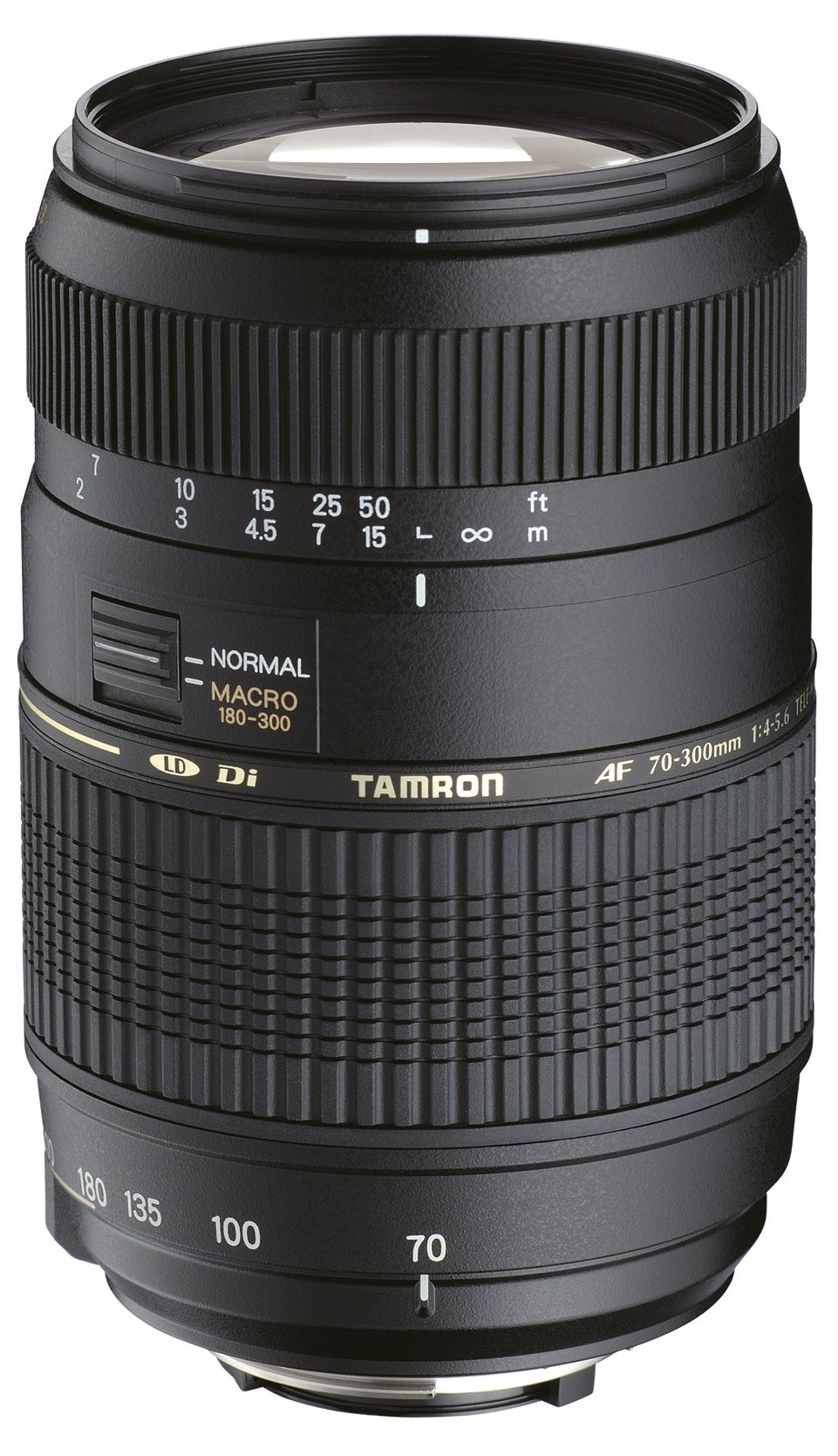 Tamron Auto Focus 70-300mm f/4.0-5.6 Di LD Macro Zoom Lens with Built in Motor for Nikon Digital SLR (Model A17NII) by Tamron
