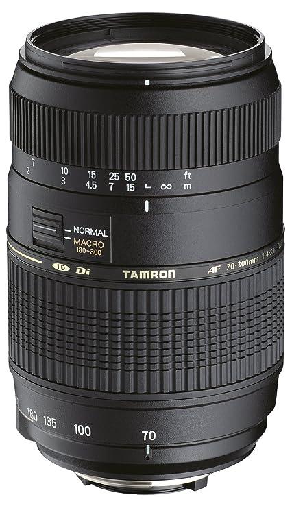Amazon Tamron Auto Focus 70 300mm F 40 56 Di LD Macro Zoom
