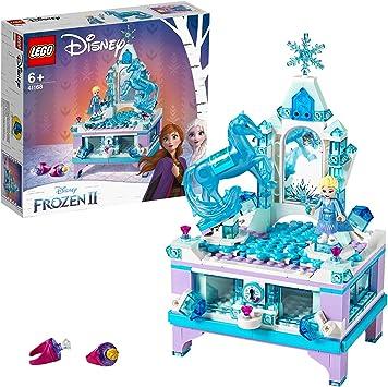 IL PORTAGIOIELLI DI ELSA LEGO DISNEY PRINCESS FROZEN 2 41168