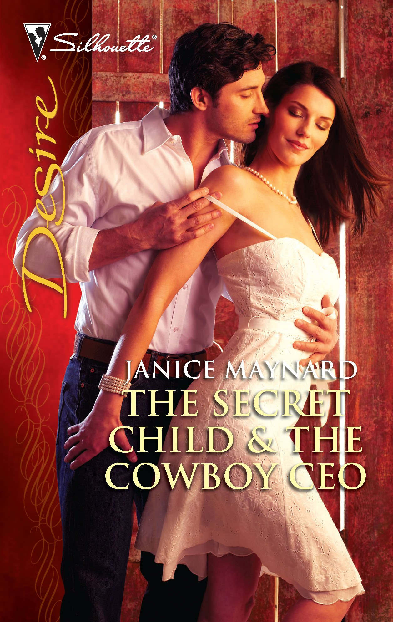 Download The Secret Child & The Cowboy CEO (Harlequin Desire) PDF