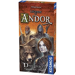 Legends of Andor : Dark Heroes (Expansion Pack)