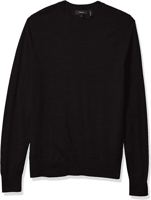 Theory Men's Sweater, Crew Neck Po