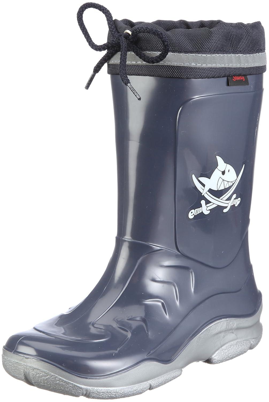 Zapatos de ni/ños sin cordones Captn Sharky Hannes