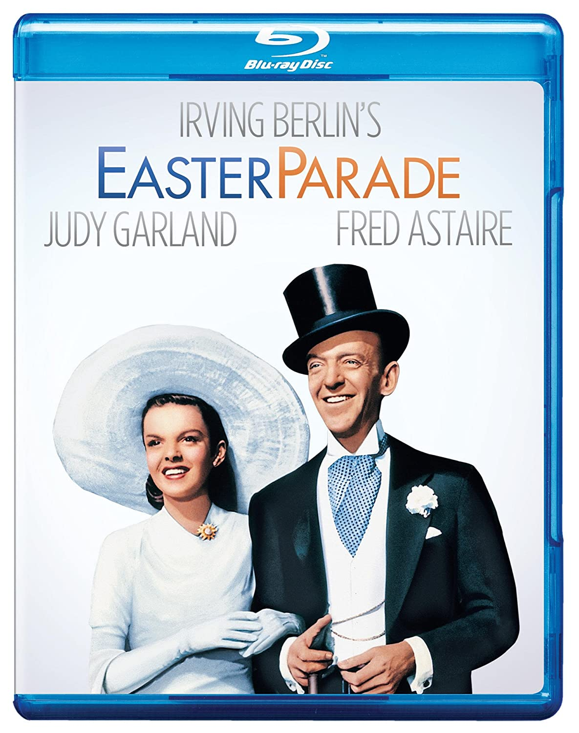 Amazon.com: Easter Parade (BD) [Blu-ray]: Judy Garland, Fred Astaire ...