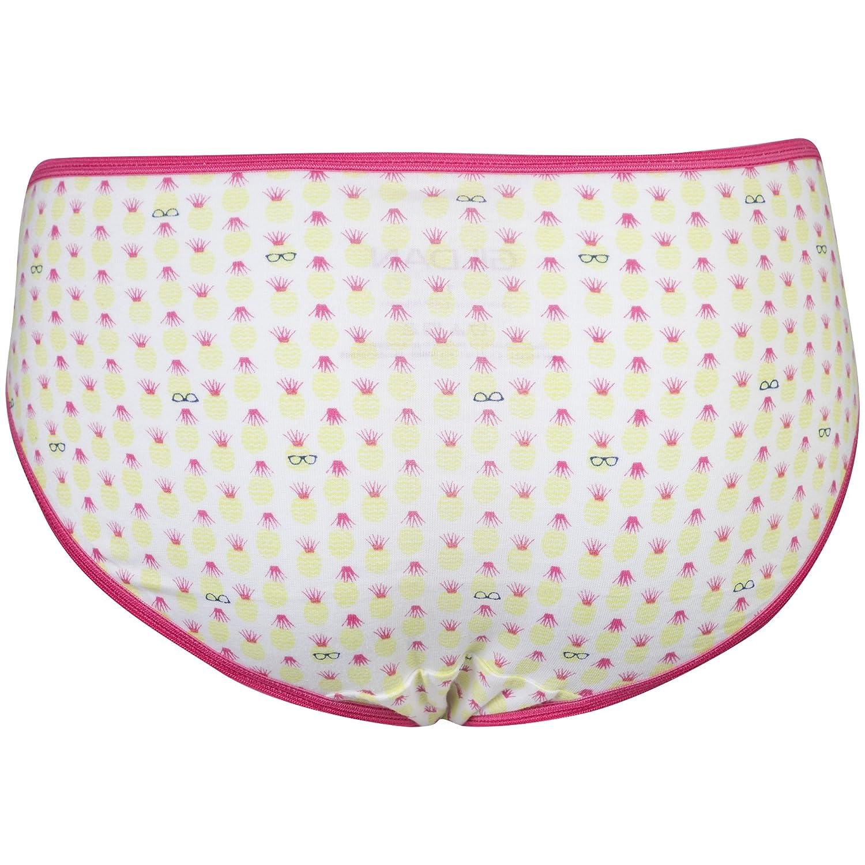 9 Pack Gildan Girls Cotton Bikini Underwear