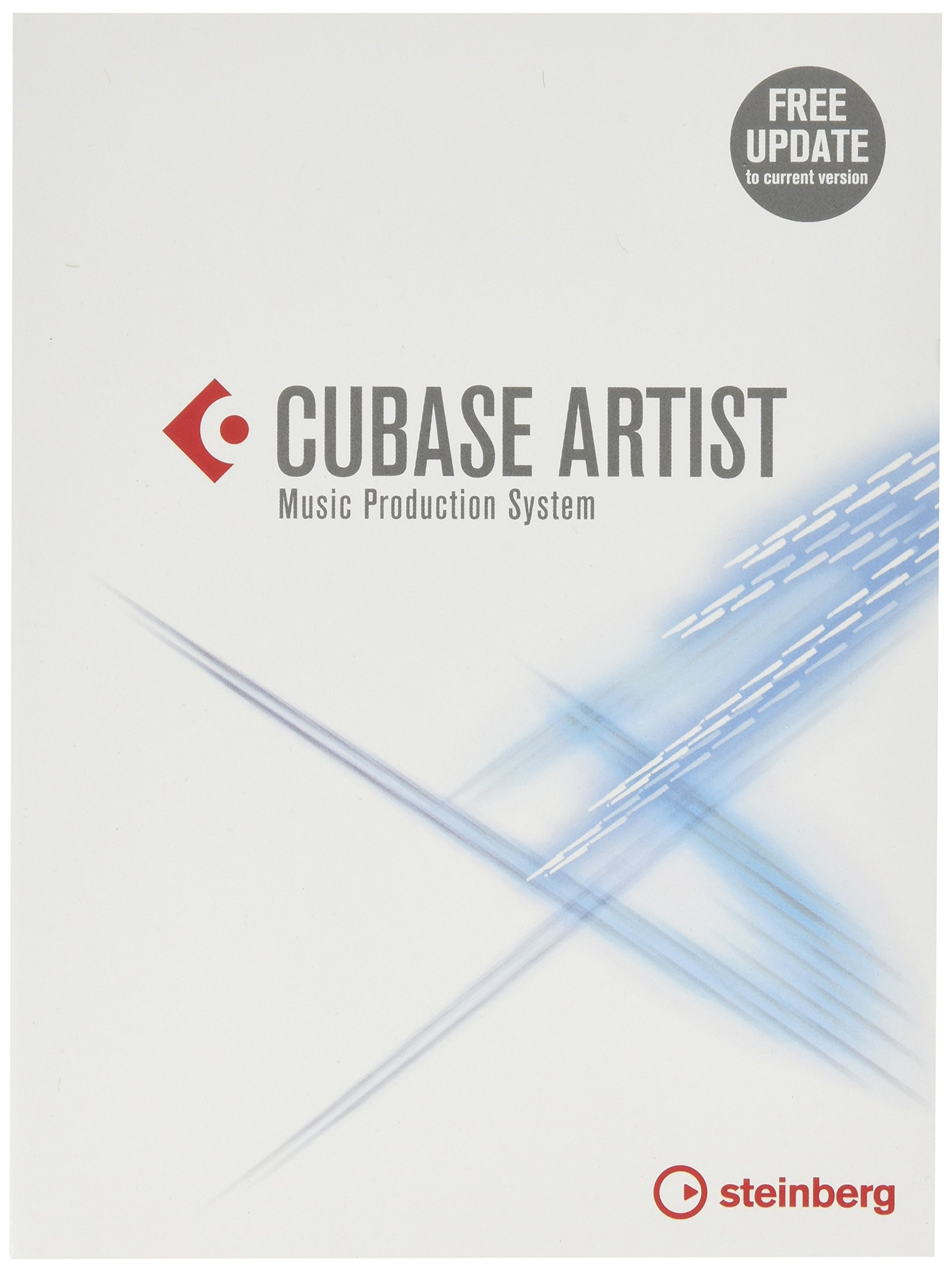 Steinberg Cubase Artist 9.5 with Free Upgrade to 10