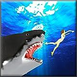 Angry Blue Shark 2016