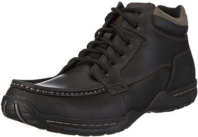 Skechers Mens Selton Deside Boots Black Schwarz/BLK Size: 40 ...