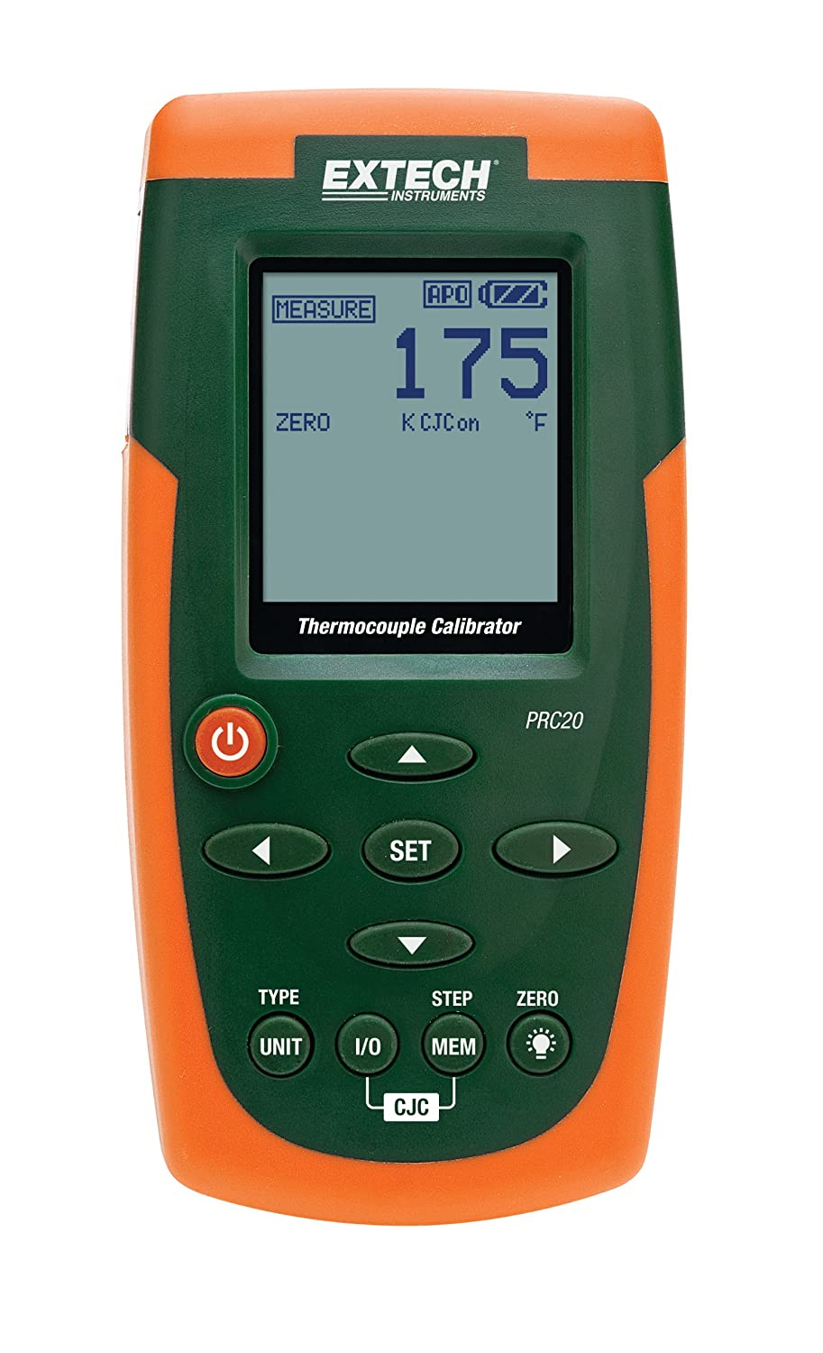 Extech PRC20 Thermocouple Calibrator and Meter