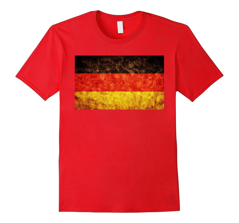 Unique Trendy & Vintage Germany Flag T-Shirt & Gift-FL
