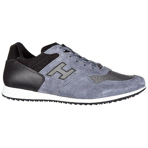 Hogan Sneakers Olympia X - H205 Uomo Blu 41 EU  Amazon.it  Scarpe e ... dc60b954e01