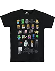 Minecraft Sprites Boy's T-Shirt