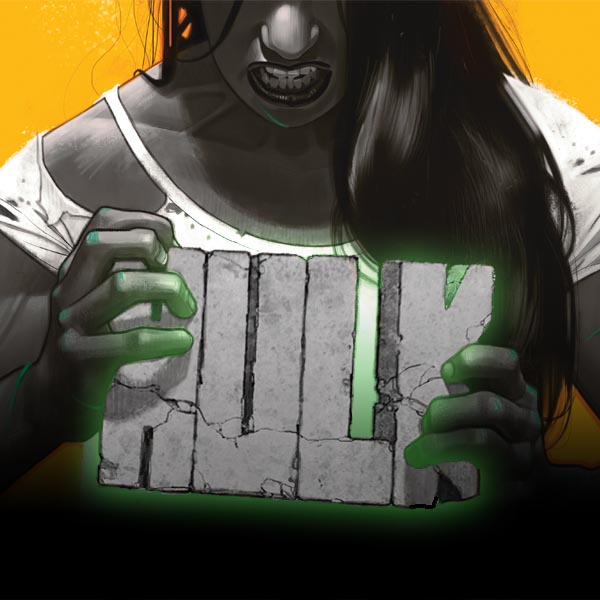 Hulk (2016-) (Issues) (5 Book Series)