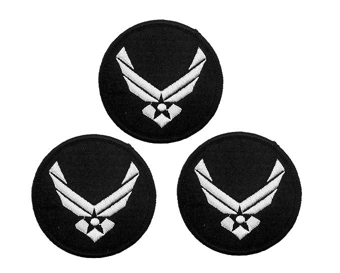 Amazon Stargate Sg 1 Air Force Wings Uniform Logo Patch Set Of