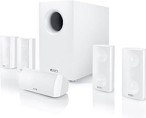 Canton Movie 260 Lautsprecher System Weiß Audio Hifi