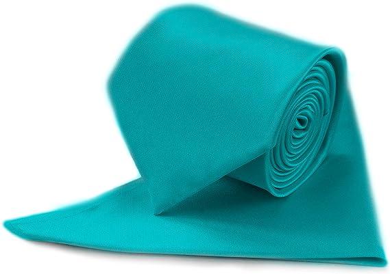 Gorgeous Collections - Corbata - para hombre azul agua Talla única ...