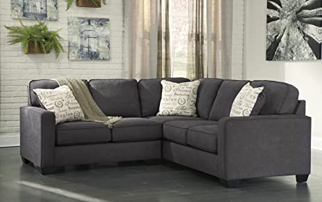 Inspirational Ashley Alenya PC Sectional Sofa with Left Arm Facing Loveseat Right