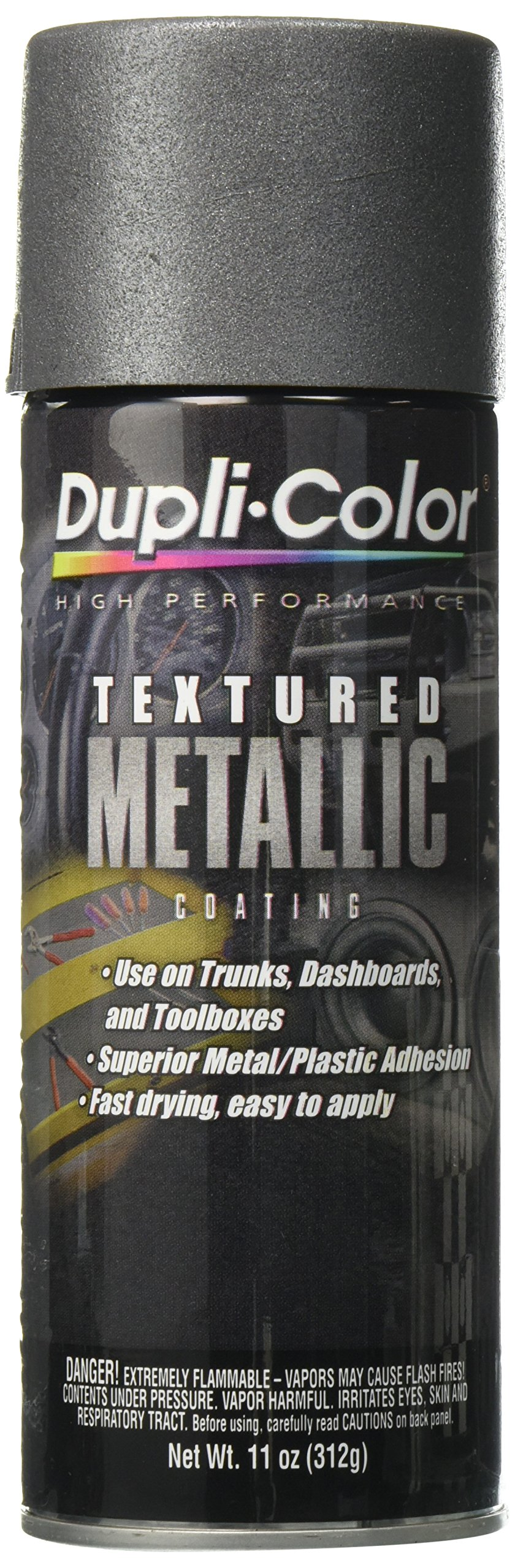 Dupli-Color MX101 Charcoal Textured Metallic Spray - 11 oz.