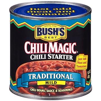 BUSH'S BEST 15.5-Ounce Canned Refried Bean